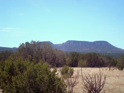 Socorro County Residential Lots & Land For Sale: Chupadera Road