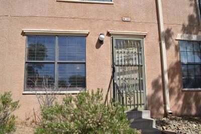 Albuquerque Attached For Sale: 3301 Monroe Street #UNIT N14