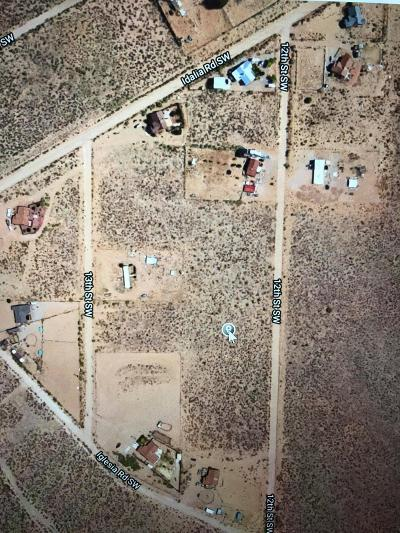 Rio Rancho NM Residential Lots & Land For Sale: $17,500