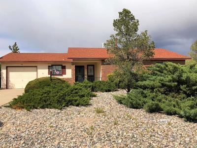 Rio Rancho Single Family Home For Sale: 698 Baltic Avenue SE