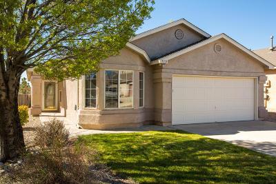 Rio Rancho Single Family Home For Sale: 712 Autumn Meadows Drive NE