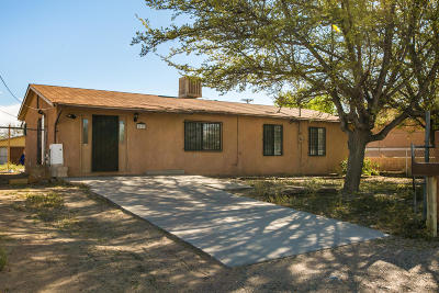 Albuquerque NM Single Family Home For Sale: $148,900