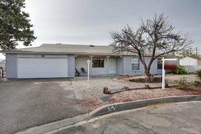Rio Rancho Single Family Home For Sale: 1690 Halo Circle SE
