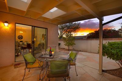 Albuquerque Attached For Sale: 6009 Vista Campo Road NE