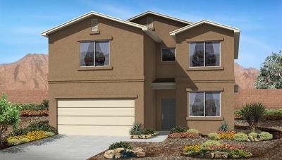 Rio Rancho Single Family Home For Sale: 5875 Harding Road NE