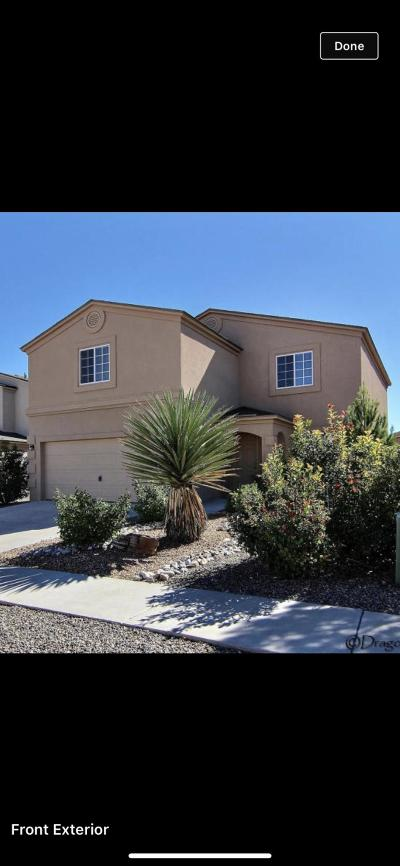 Albuquerque Single Family Home Active Under Contract - Short : 6924 Brindisi Place NW