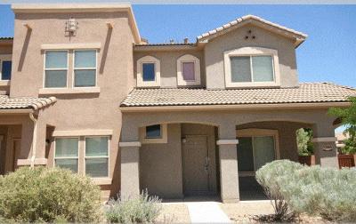 Albuquerque Attached For Sale: 10940 Arguello Trail
