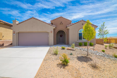 Albuquerque NM Single Family Home For Sale: $389,000