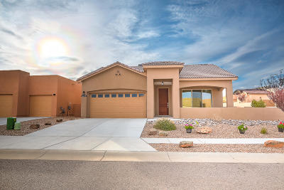 Rio Rancho Single Family Home For Sale: 6119 Pecos Trail Drive NE