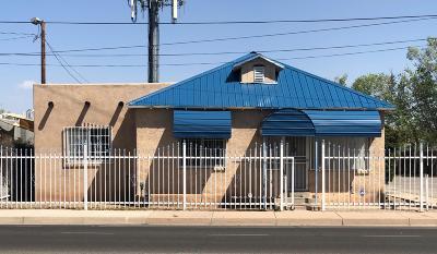 Albuquerque NM Single Family Home For Sale: $185,500