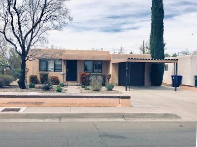Albuquerque Single Family Home For Sale: 705 Georgia Street SE