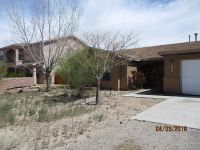 Rio Rancho Single Family Home For Sale: 508 6th Street