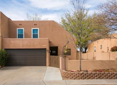Albuquerque Attached For Sale: 6941 White Pine Place NE