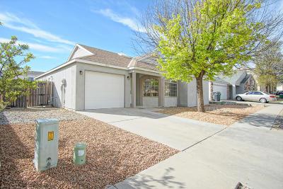 Albuquerque, Rio Rancho Single Family Home For Sale: 1320 Elkslip Drive NE