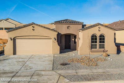 Albuquerque, Rio Rancho Single Family Home For Sale: 6916 Yukon Road NE