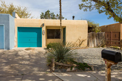 Albuquerque Attached For Sale: 6035 Kilmer Avenue NW