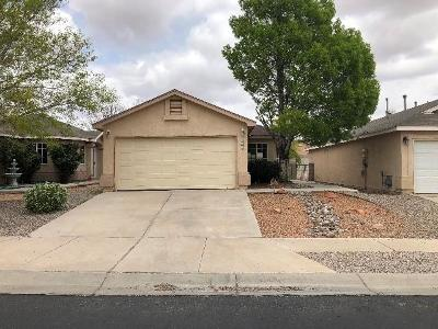 Albuquerque Single Family Home For Sale: 8409 Vista Chamisa Lane SW