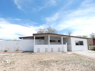 Albuquerque Single Family Home For Sale: 3014 Morningside Drive NE