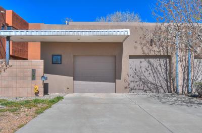 Albuquerque Attached For Sale: 1507 San Patricio Avenue SW