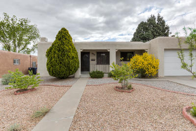 Albuquerque Single Family Home For Sale: 1926 Truman NE