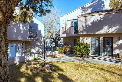 Albuquerque Attached For Sale: 3501 Juan Tabo Boulevard NE #L2