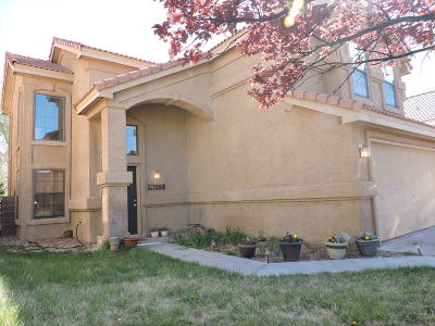 Albuquerque NM Single Family Home For Sale: $285,000