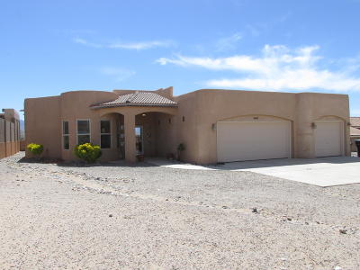 Rio Rancho Single Family Home For Sale: 1550 Monterrey Road NE