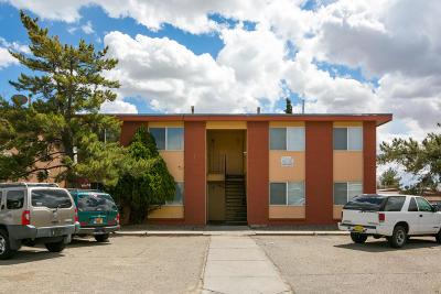 Albuquerque Multi Family Home For Sale: 10616 Towner Avenue NE