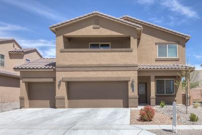 Rio Rancho Single Family Home For Sale: 7171 Wrangell Loop NE
