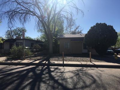 Albuquerque Single Family Home For Sale: 1249 Columbia Drive NE