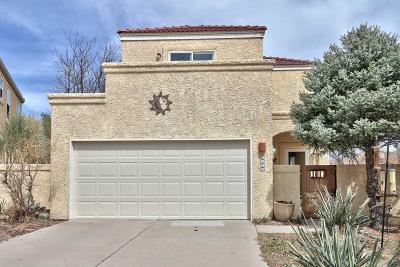 Albuquerque Single Family Home For Sale: 4809 Los Serranos Court NW