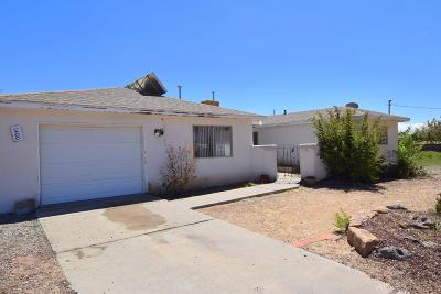 Rio Rancho Single Family Home For Sale: 1400 Margie Road SE