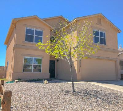 Albuquerque Single Family Home For Sale: 10628 Corona Ranch Road SW