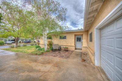 Albuquerque Single Family Home For Sale: 1412 Betts Street NE