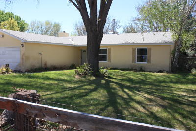 Valencia County Single Family Home For Sale: 1715 El Dorado Loop