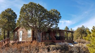 Catron County Single Family Home For Sale: 36 Dove Valley Road