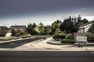 Albuquerque Single Family Home For Sale: 7419 Tolleson Avenue NW