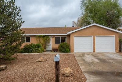 Albuquerque Single Family Home For Sale: 4744 Glen Drive SW