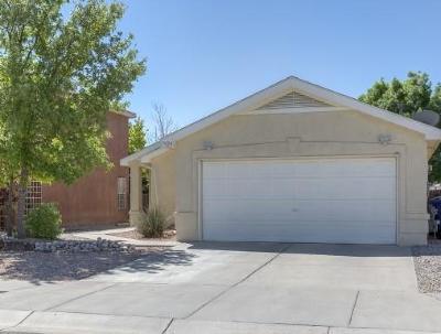 Albuquerque Single Family Home For Sale: 7924 Tiffany Road