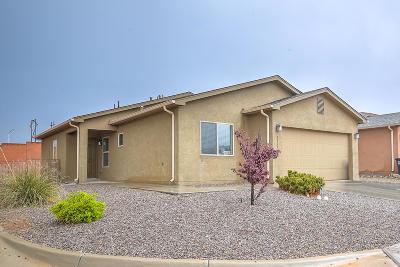 Albuquerque Single Family Home For Sale: 2423 Storm Tower Street