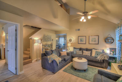 Attached For Sale: 5301 Gold Rush Drive NW