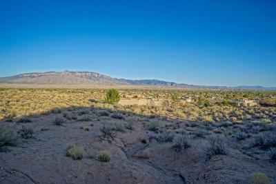 Corrales NM Residential Lots & Land For Sale: $109,000