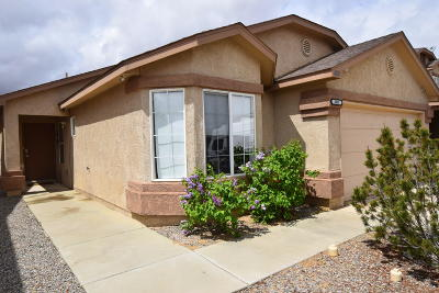 Rio Rancho Single Family Home For Sale: 400 Playful Meadows Drive NE