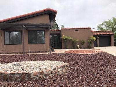 Albuquerque Single Family Home For Sale: 2100 Kirby Street NE
