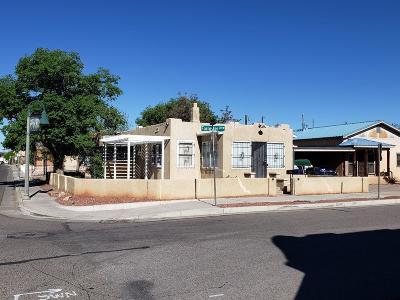 Albuquerque NM Single Family Home For Sale: $174,900
