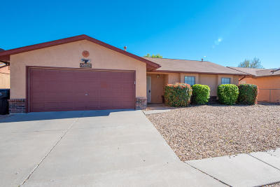 Albuquerque Single Family Home For Sale: 5406 Timberline Avenue NW