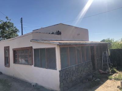 Albuquerque NM Single Family Home For Sale: $69,000