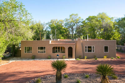 Albuquerque Single Family Home For Sale: 305 La Plata Road NW