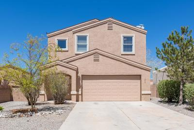 Albuquerque, Rio Rancho Single Family Home For Sale: 1345 Tesuque Court NE