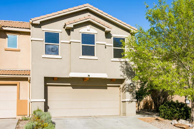 Attached For Sale: 10831 Fort Point Lane NE
